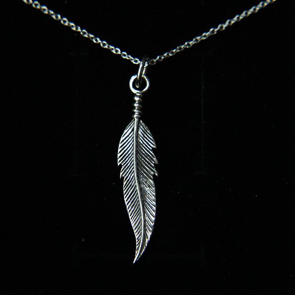 Gorgeous Feather Necklace